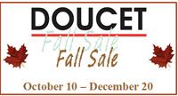 Doucet Machinery Autumn Sale 2011