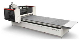 SCM Pratix S15 CNC Router Photo 2