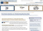 First Choice Industrial, LLC Blog